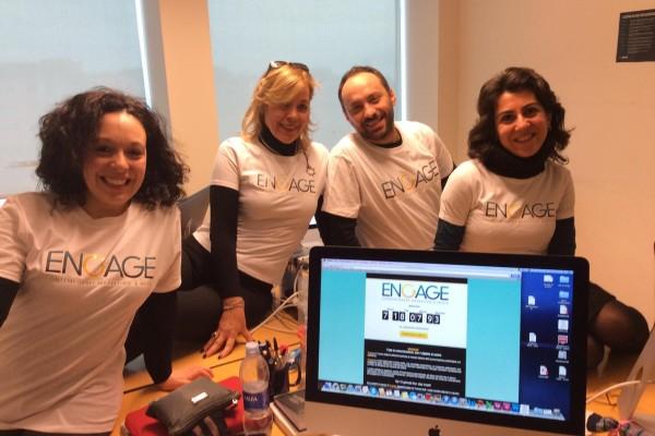 Il team di Engage