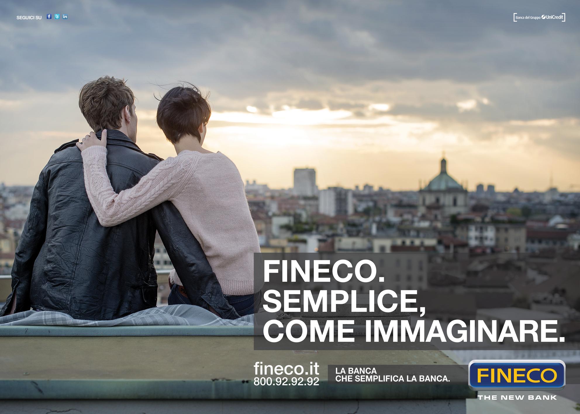 Accedi alla tua area riservata - Fineco Bank