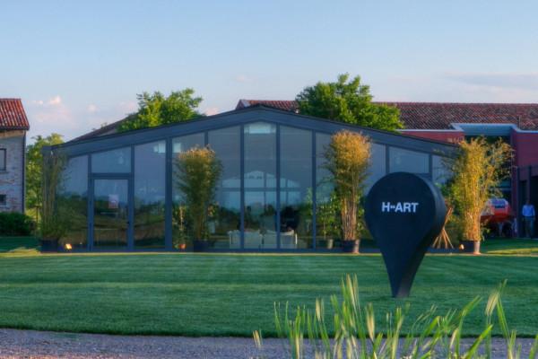 La sede di H-Art