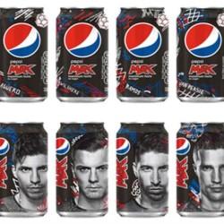 Lattine Pepsi - Calciatori 2014