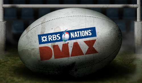 Dmax rugby