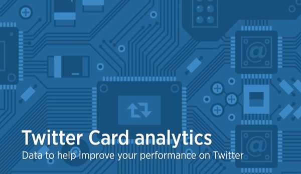 Twitter Card analytics