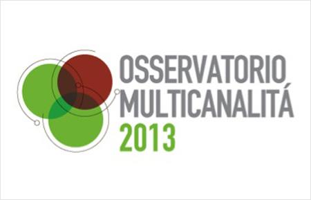 Logo Osservatorio Multicanalità2013