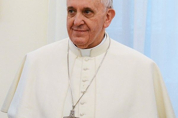 Papa Francesco (foto Wikipedia)