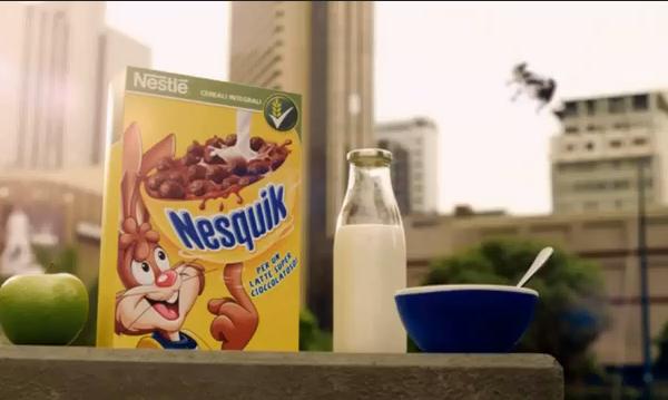 nesquik cereali