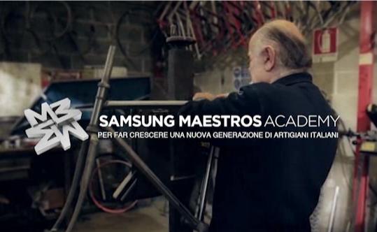 Samsung maestros academy