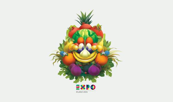 Mascotte-Expo 2015