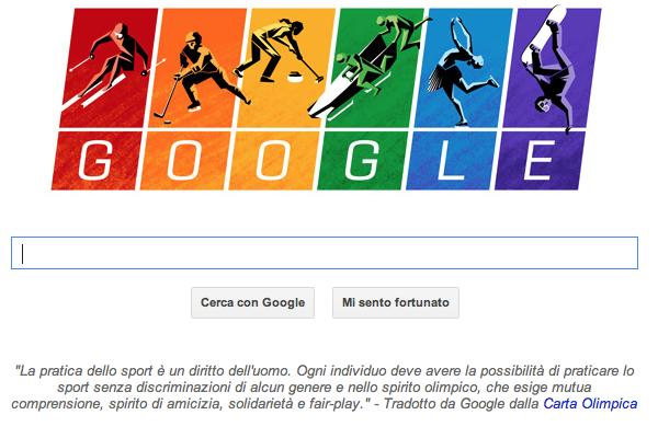 Doodle-Sochi-Italia