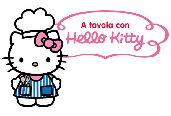 A tavola con Hello Kitty