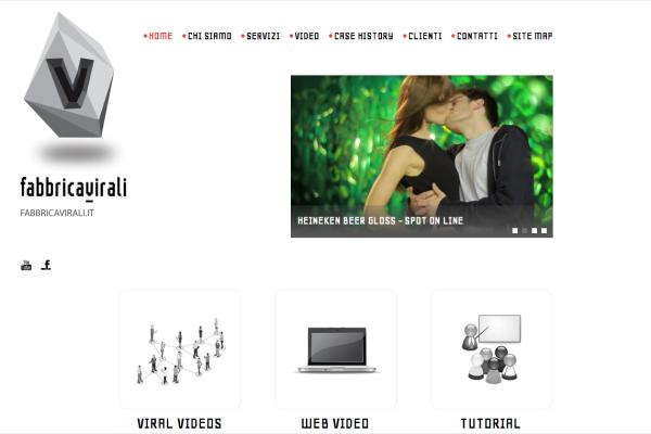 FabbricaVirali - sito