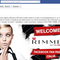 Rimmel London Italia - Facebook