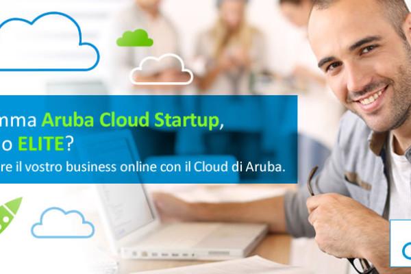 Aruba Startup Program
