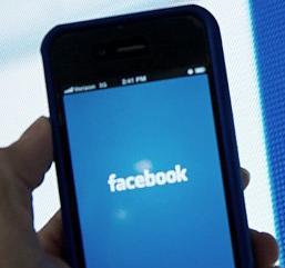 facebook mobile square