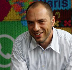 Jan Koum - WhatsApp