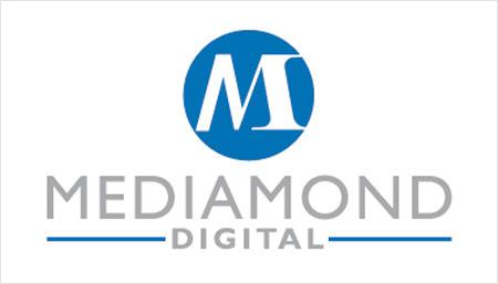 Mediamond - Logo