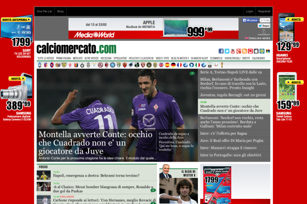 Calciomercato.com-HP