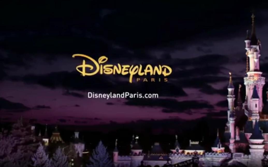 Disneyland paris in tv e sul web con due nuovissimi spot for Pacchetti eurodisney volo soggiorno
