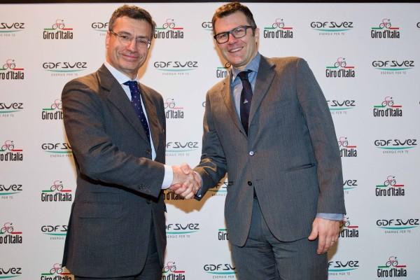 Aldo Chiarini e Paolo Bellino