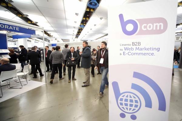 B com 2014 stand