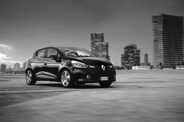 Renault Clio marzo 2014