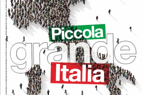 Panorama d'Italia - cover