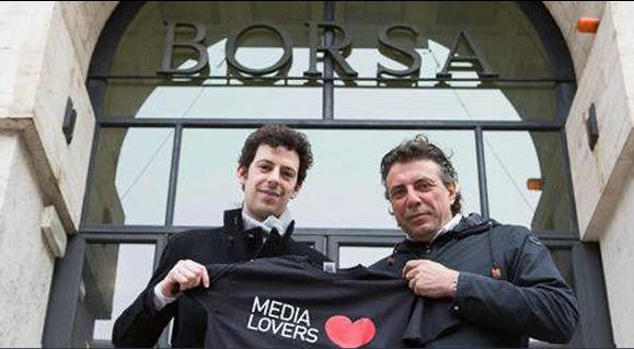 Alberto Zilli e Giulio Corno