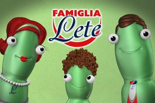 Famiglia Lete - Armando Testa