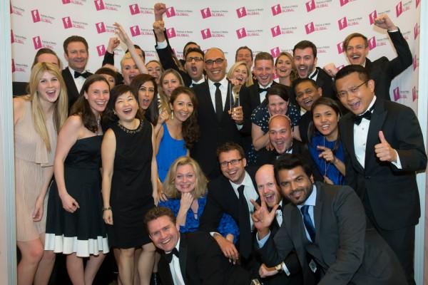 Festival of Media Global Awards 2014 Starcom
