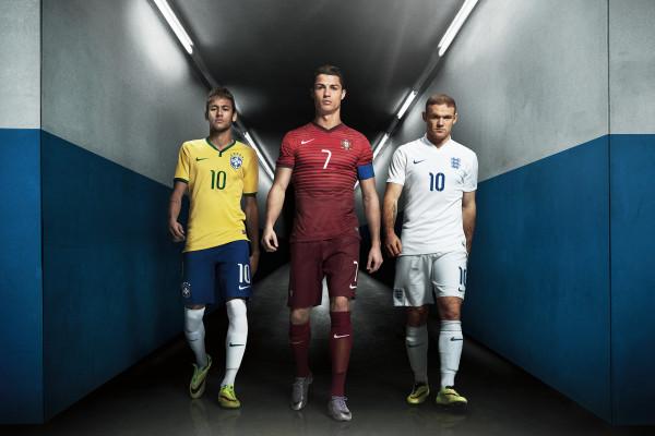 """Nike """"Men in the Arena"""""""