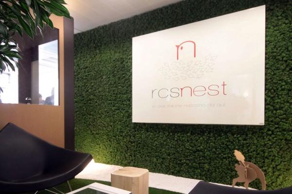 RCS Nest - Spazio dedicato alle startup