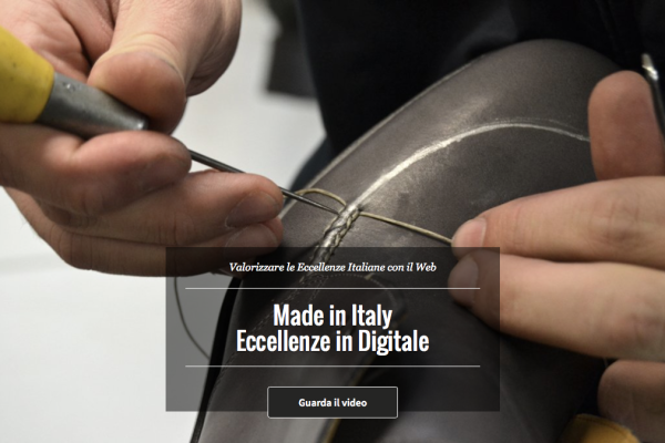 Made in Italy - Google - Unioncamere