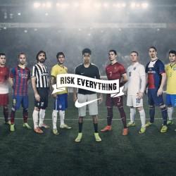Risk everything - Nike - Wieden + Kennedy