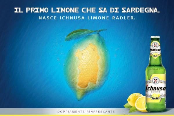 ichnusa limone radler