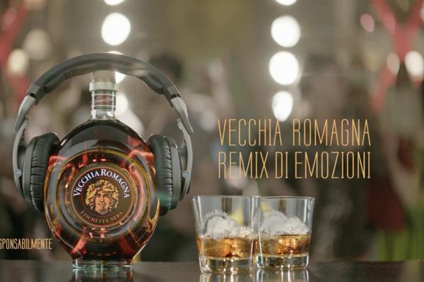 Vecchia Romagna Remix - 2014 - Bob Sinclar - Armando Testa