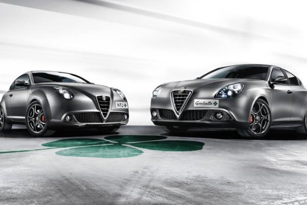 Alfa Romeo Quadrifoglio Verde 2014 Giulietta Mito