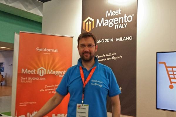 Diego Semenzato - webformat - Meet magento