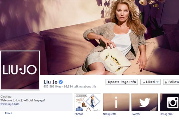 Facebook Liu Jo
