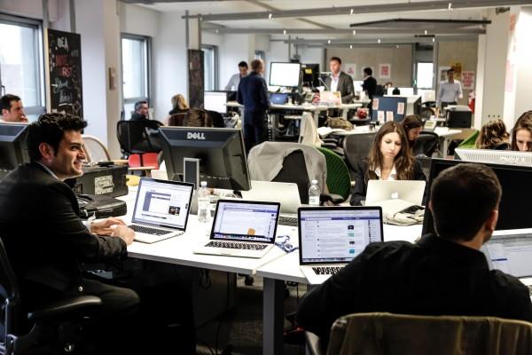 La sede di Facebook Italia