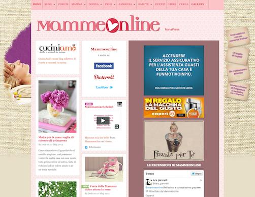 Mammeonline - tg|adv - restyling
