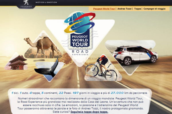 Peugeot World Tour