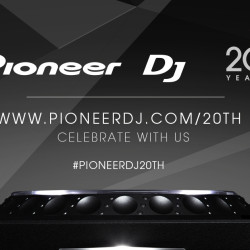 Pioneer DJ - 20 anni