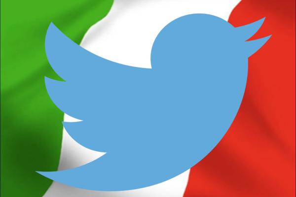 Twitter - Team italiano