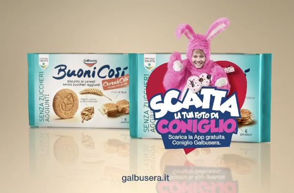 Galbusera app coniglio