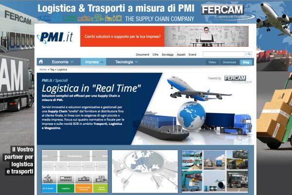 PMI.it - Fercam - minisito Supply Chain