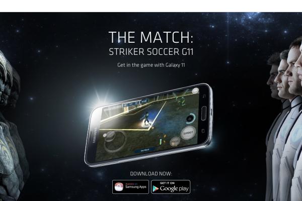 Samsung Galaxy 11 - The Match