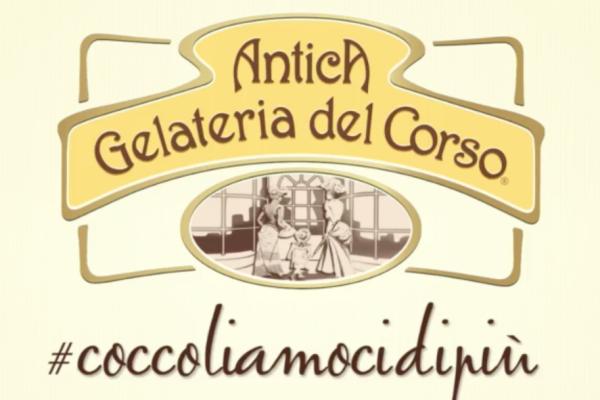 Antica Gelateria Del Corso - Coccoliamoci di più - JWT
