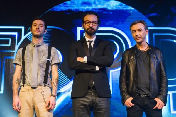 TOP DJ_Lele Sacchi, Stefano Fontana, Albertino
