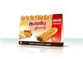 Bready Nutella