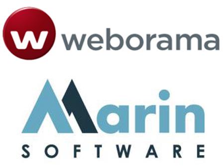 Weborama-Marin Software Loghi