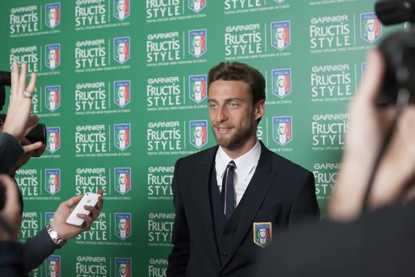 Claudio Marchisio garnier fructis giugno 2014